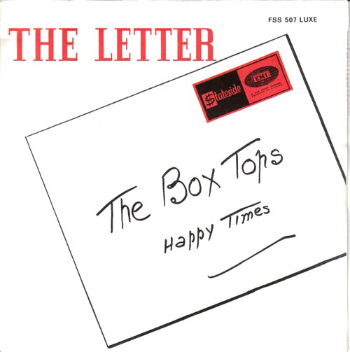 Box Tops-The Letter